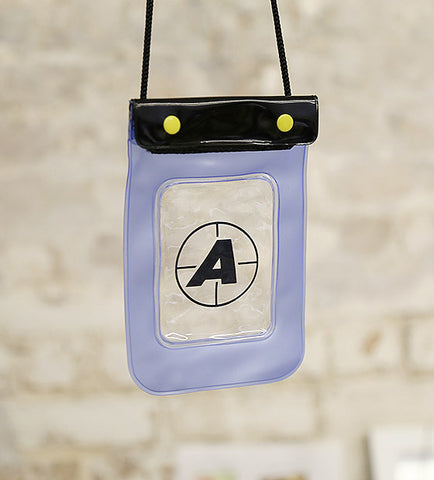 Waterproof Badge/Cellphone Holder