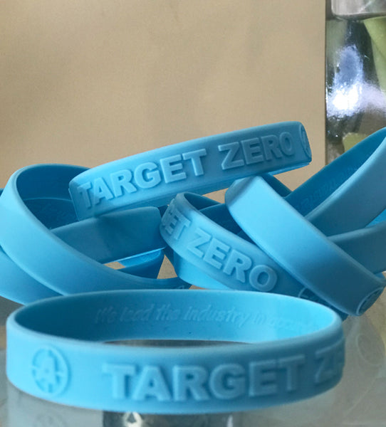 Target Zero + Reason for Being Wristband