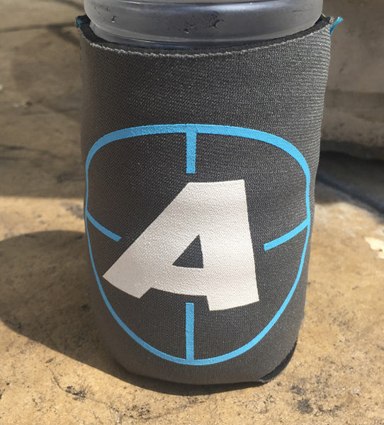 AccuTRANS Grey Neoprene Koozie