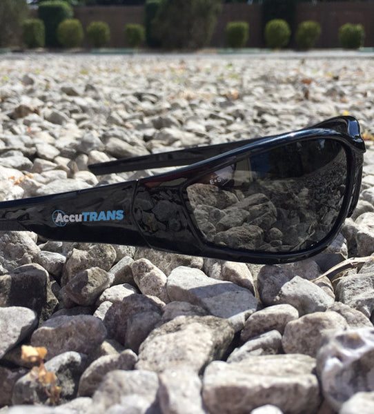 RIPKIN | N-Specs® Axel® 3000 Polarized Safety Glasses with AccuTRANS Logo