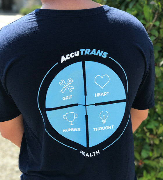 AccuTRANS Performance Shirt - Navy