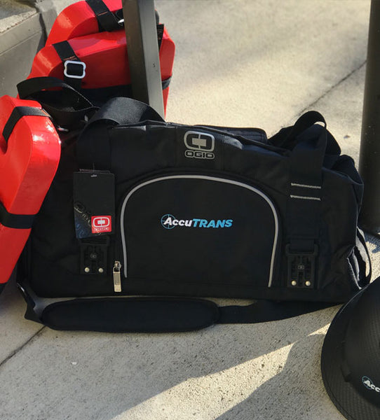AccuTRANS Ogio Duffle Bag