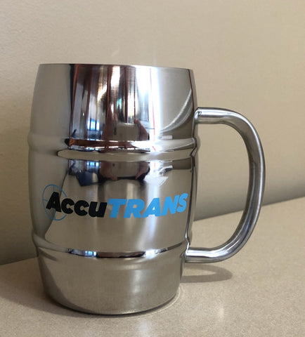 Growl Stainless Barrel Mug