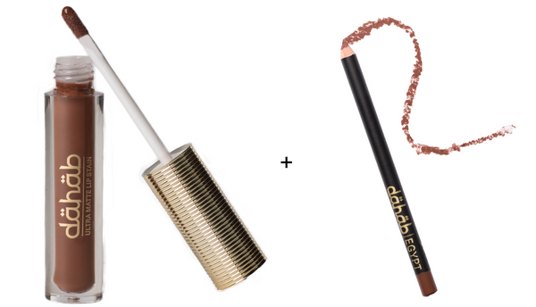 RO-LO + EGYPT Lip Stain/Lip Pencil Set