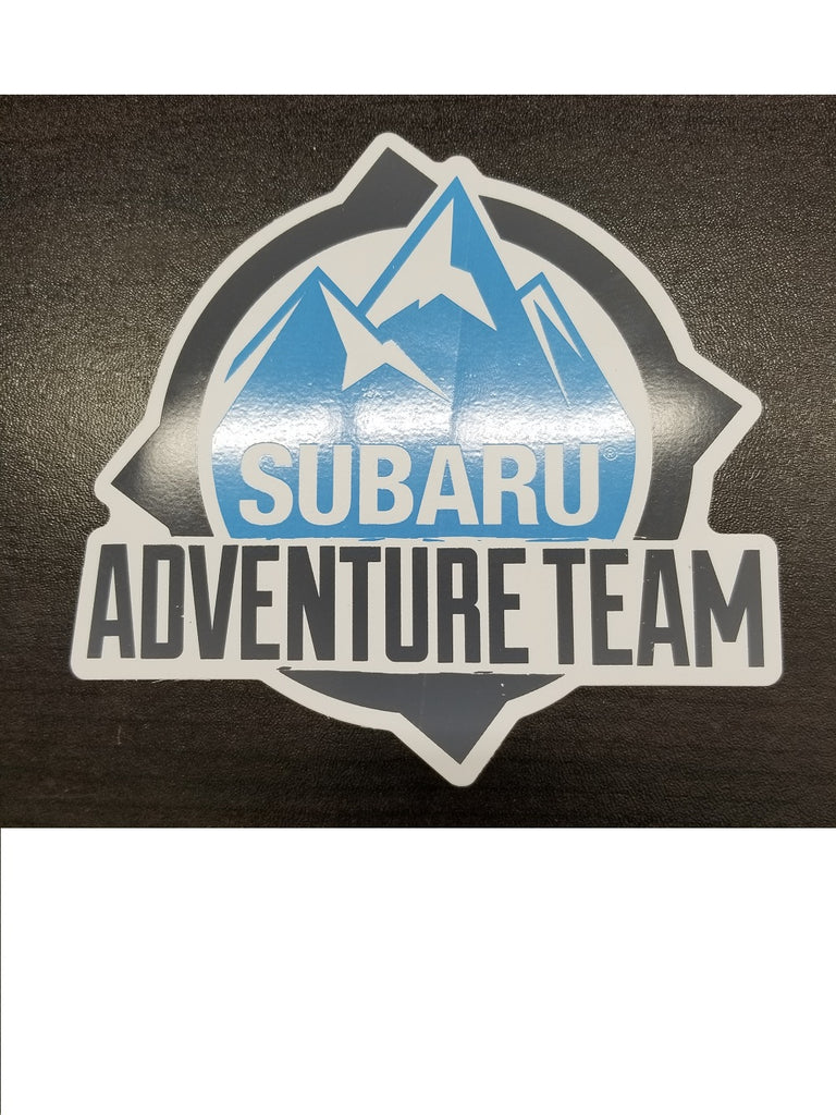 Subaru Adventure Team Sticker - SubieStage