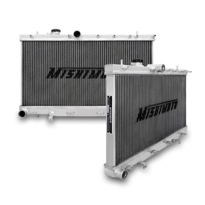 Mishimoto 02-07 Subaru WRX and STi Manual Aluminum Radiator (MMRAD-WRX-01)