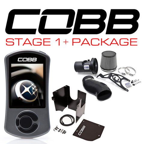 Cobb Tuning Stage 1+ Power Package STI 2008-2014 (615X01P) - SubieStage