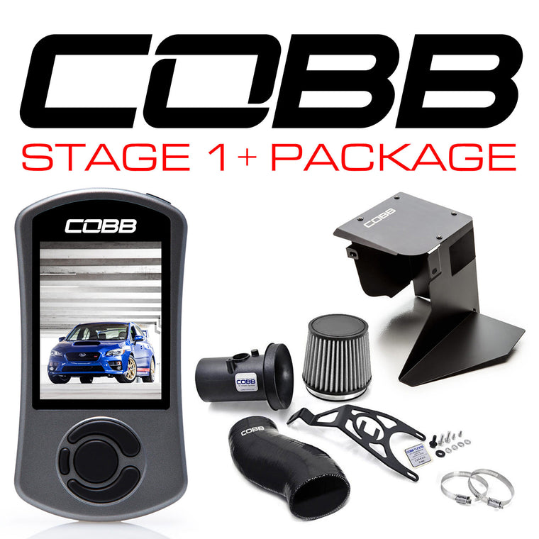 COBB Tuning Stage 1+ Power Package STI 2015+ (616X01P) - SubieStage