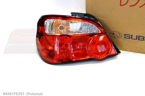 Genuine OEM Subaru 04-05 Impreza Tail Lights - SubieStage
