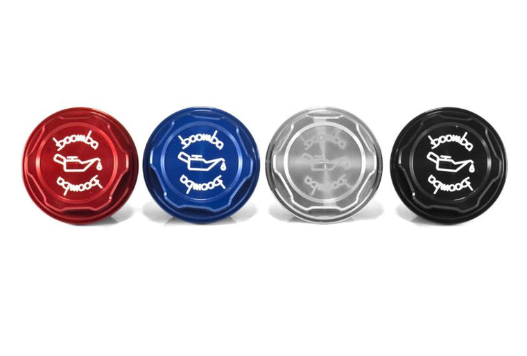 Boomba Racing Oil Cap WRX 2015+ / BRZ/FR-S/86 13+ (031-00-008) - SubieStage