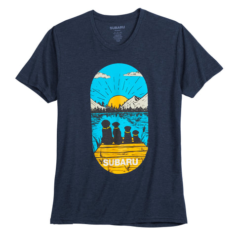 The Barkleys Sunrise Tee