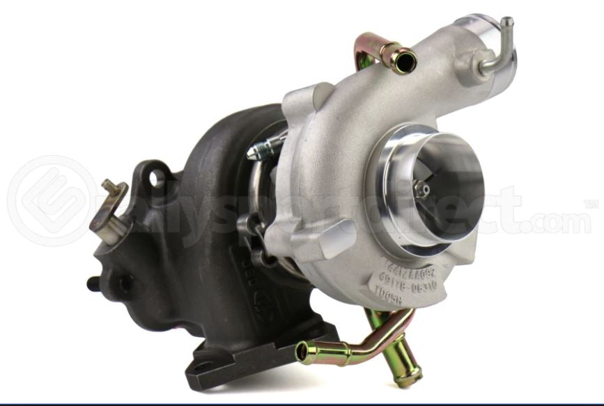 Forced Performance Blue Turbocharger External Wastegate WRX 02-07/STI 04+ (2025054) - SubieStage