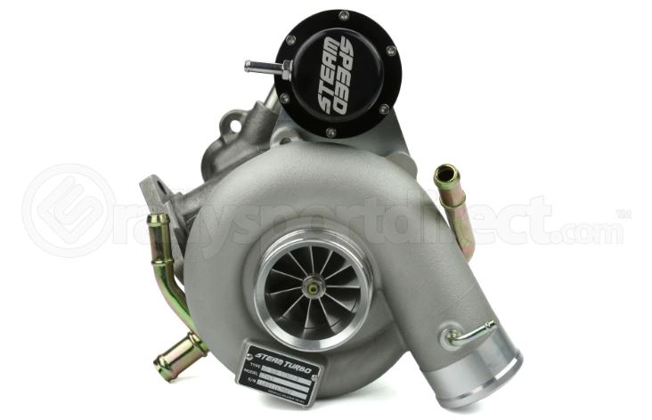 SteamSpeed STX 63 Turbo 7cm2 Ported 2002-07 WRX / 2004+ STI - SubieStage