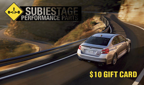 Gift Card - SubieStage