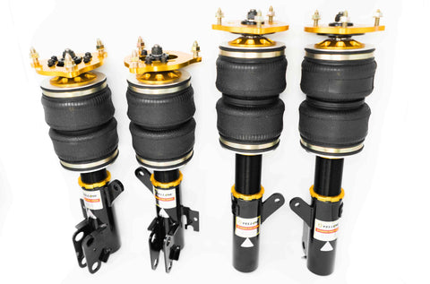 Dynamic Pro Air Struts - 2008-2014 Subaru Impreza WRX (YS01-SB-DPS010-AS)