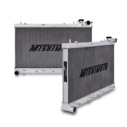 Mishimoto 04-08 Subaru Forester XT (Manual Only - Not For A/T) Turbo Aluminum Radiator (MMRAD-FXT-04)