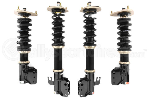 BC Racing BR Coilovers - Subaru WRX 2002-2007 / STI 2004