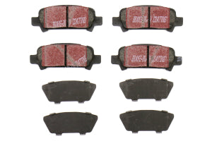 EBC Brakes Ultimax OEM Replacement Rear Brake Pads Subaru Models (inc. 2002-2003 WRX / 2005-2009 Legacy GT) (UD770)
