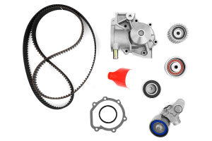 Gates Timing Belt Kit w/ Water Pump Subaru Models (inc. 1999-2005 Impreza) (TCKWP304)