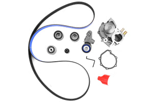 Gates Racing Timing Belt Kit w/ Water Pump Subaru WRX 2008-2014 / Forester XT 2008-2013 (TCKWP328CRB)