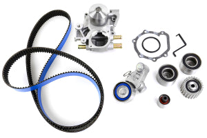 Gates Racing Timing Belt Kit w/ Water Pump Subaru Models (inc. 2005-2007 WRX / 2004+ STI) (TCKWP328RB)