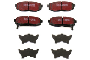 EBC Brakes Ulitmax OEM Replacement Rear Brake Pads Subaru/Scion Models (inc. 2013-2016 Scion FR-S / 2013+ Subaru BRZ)