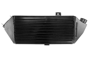 GrimmSpeed Top Mount Intercooler Black Subaru WRX 2008-2014 (090044)