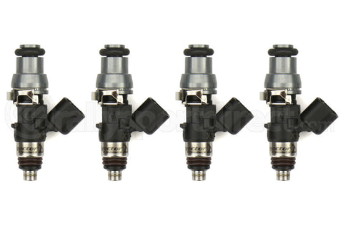 Injector Dynamics 1300cc Injectors Subaru Models w/ ID Top Feed conversion (inc. 2004-2006 STi / 2005-2006 Legacy GT) (1300.48.14.11.4)