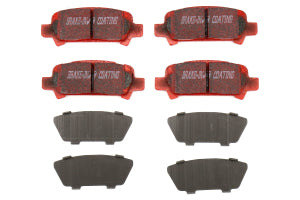 EBC Brakes Redstuff Ceramic Rear Brake Pads Subaru Models (inc. 2002-2003 WRX / 2005-2009 Legacy GT) (DP31293C)