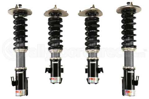 BC Racing DR Series Extreme Low Coilovers Subaru WRX 2002-2007 (F-02E-DS)