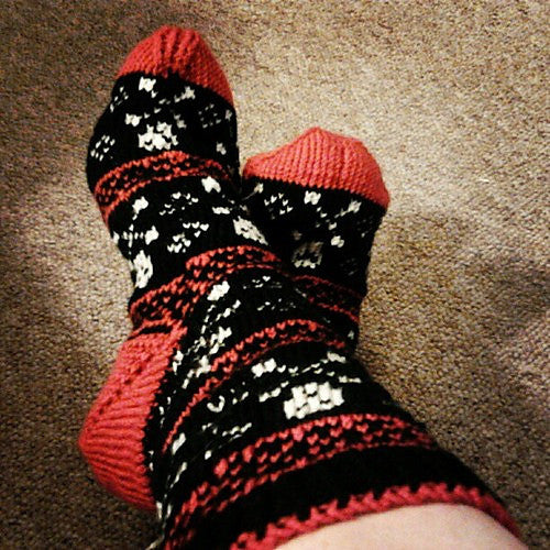 There's no point in knitting socks (and other myths)