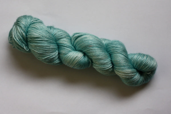 Heaven Is A Place on Earth - 4ply - Merino/Silk Blend