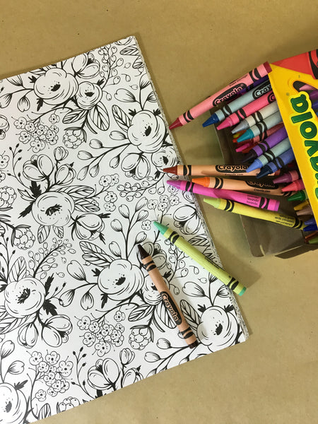 Adult Coloring Day - May 15, noon to 3pm
