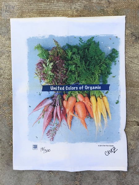 Colors of Organic