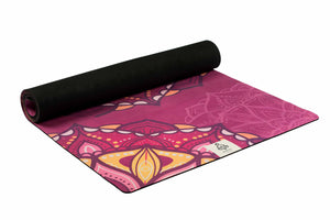 BACK IN STOCK! Moonflower yoga mat
