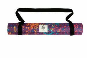 Sold out | Pre-order| Hamsa trio yoga mat
