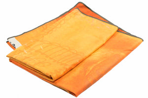 Peaceful Buddha mat towel