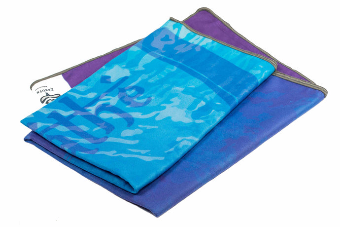 Breathe  yoga towel | Mat size |