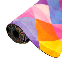 Zen colors yoga mat