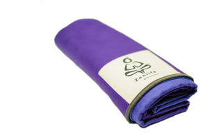 Breathe  yoga towel ( Mat size )
