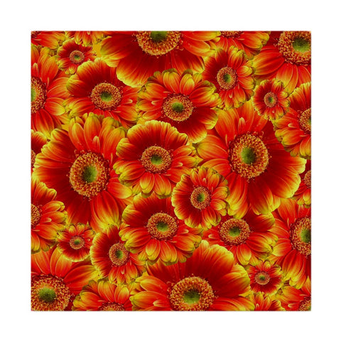 Beautiful Painted Flowers Cloth Napkins