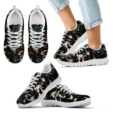 Camouflage Kid's Shoes