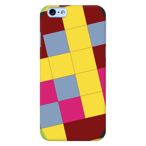 Checkered iPhone Samsung Galaxy Cases