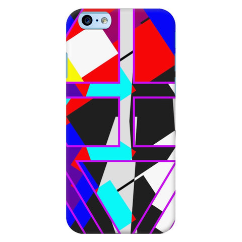 Crazy Geometric Pattern iPhone Samsung Galaxy Cases