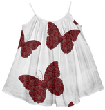 Butterfly Kisses Kid's Summer Dress - Ocdesignzz  - 1