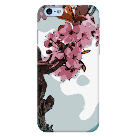 Abstract Flowers iPhone Samsung Galaxy Cases