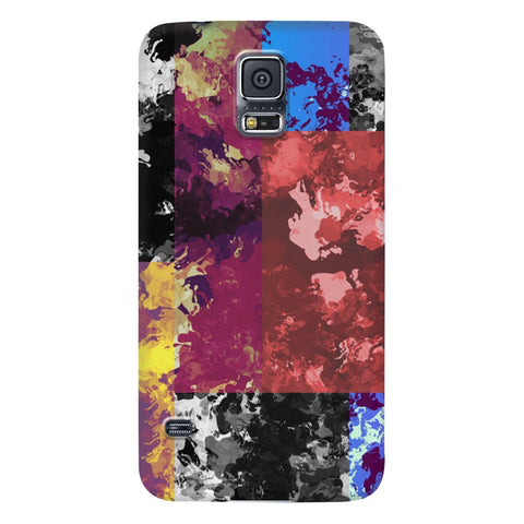 Paint Splatter Grunge iPhone Samsung Galaxy Cases