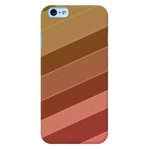 Brown Pink iPhone Samsung Galaxy Cases