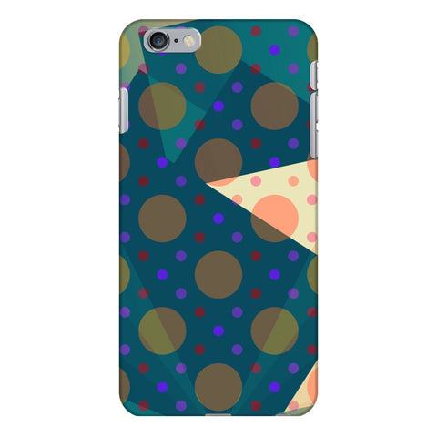 Polkadot Geometric iPhone Samsung Galaxy Cases
