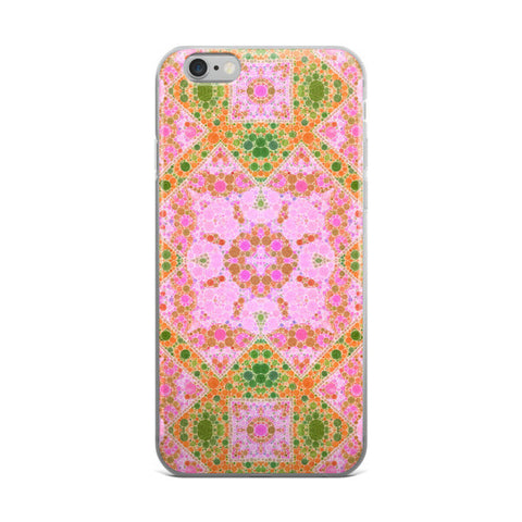 Pretty In Pink iPhone case - Ocdesignzz  - 1